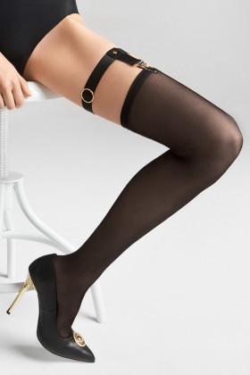 Чулки с подвязками Marilyn DESIRE L08