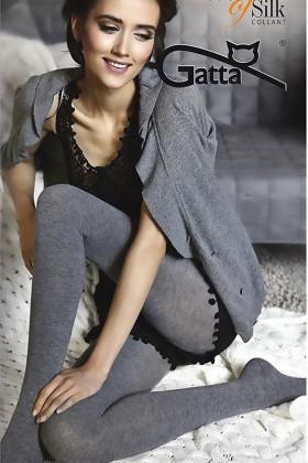 Колготки с шелком Gatta Touch of Silk