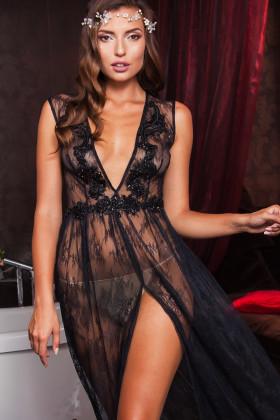 Фото Будуарное платье Pollardi F-203 black