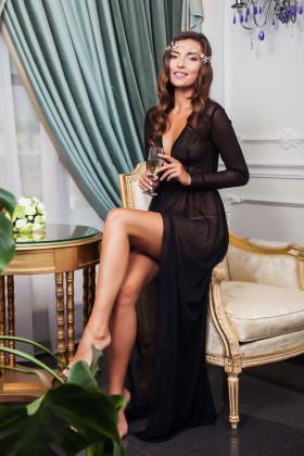 Фото Будуарное платье Pollardi F-200