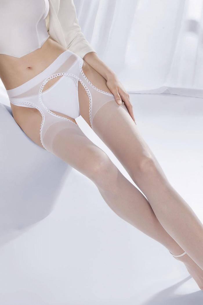Панчохи з поясом Gabriella Strip Panty 20 den