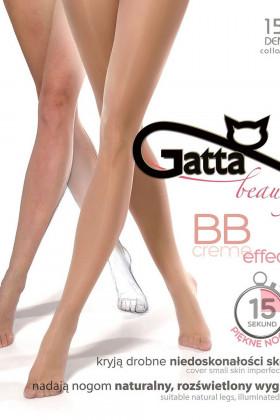Колготки матирующие Gatta BB Creme Effect 15den