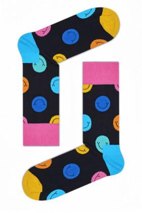 Носки хлопковые с принтом Happy Socks SMILE SOCK