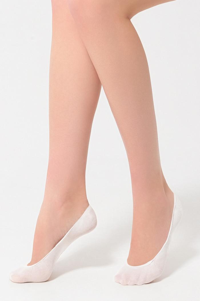 Следы с заниженным кроем Legs 740 BALLERINA BAMBOO VISKOSE (2 пары)