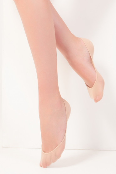 Фото Следы бесшовные Legs 741 CLASSIC POLIAMIDE (2 ПАРЫ)
