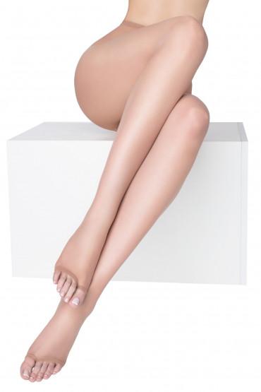 Фото Колготки с открытым носком Marilyn Nudo NF 15 den