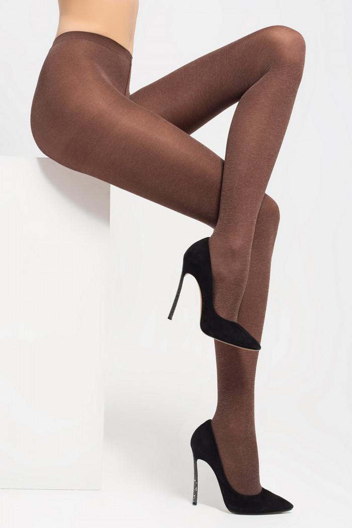 Колготки меланжеві Legs 410 MELANGE 60d