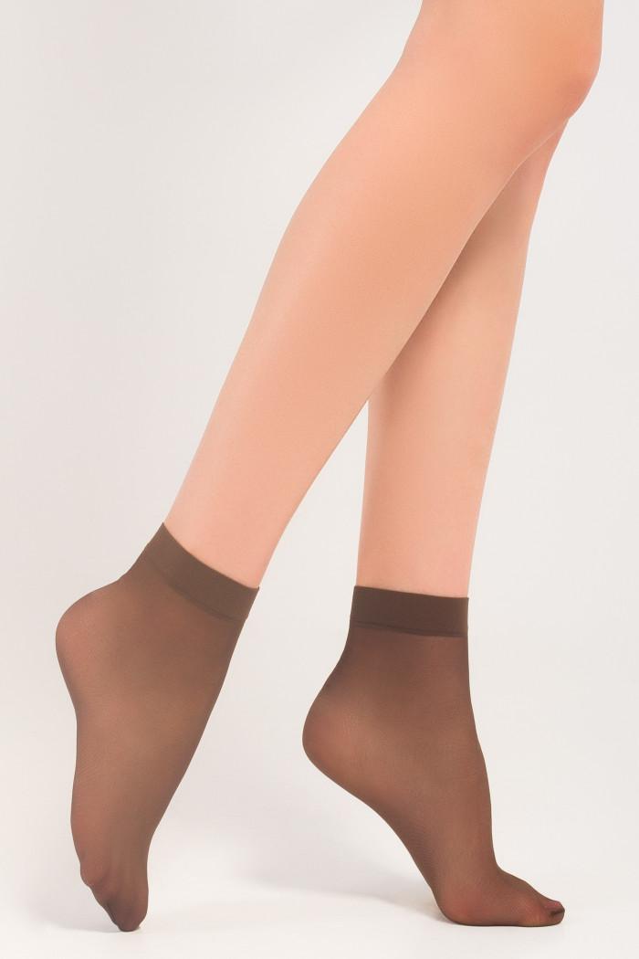 Носки женские прозрачные Legs 152 SUNNY 15d (2 пары)