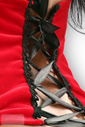 Пояс для чулок со шнуровкой Lolitta Bella garter