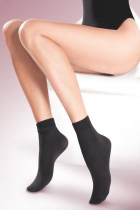 Носочки непрозрачные Gabriella Microfibra 50