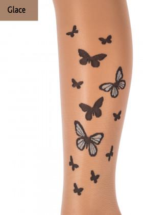 Колготки с бабочками GIULIA Erica 20 model 3