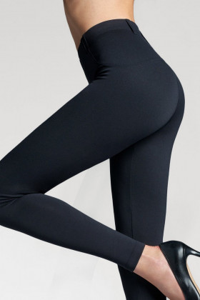 """Фото Брюки-леггинсы с эффектом \\""""push-up\\"""" Gatta Skinny Hot"""