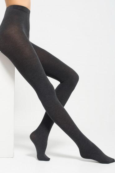 Фото Колготки с шерстью Legs 602 COTTON 110d