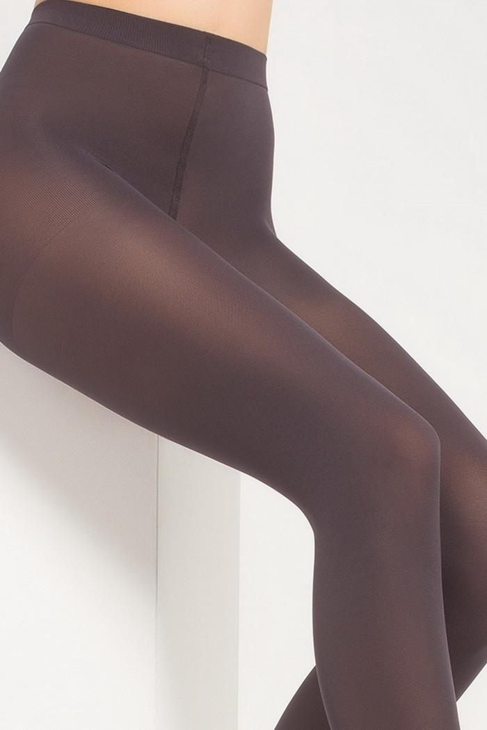 Колготки плотные непрозрачные Legs 402 TETTI 100d