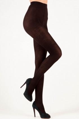 Фото Колготки из мериносовой шерсти Legs L8000 MERINO WOOL PLAIT