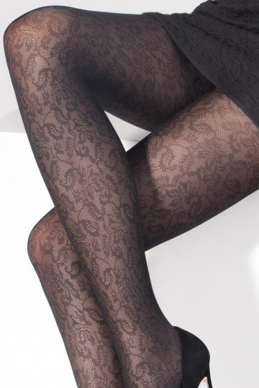 Фото Колготки ажурные Legs L1002 RICAMO
