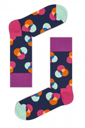 Фото Носки хлопковые Happy Socks Spectrum Sock SPC01-6000