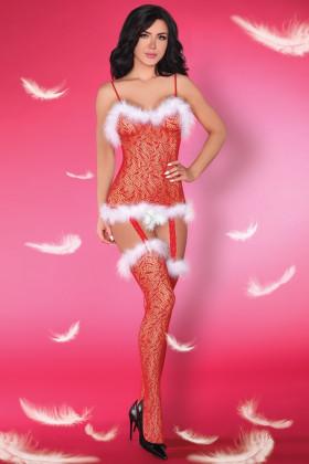 Фото Комбинезон-сетка новогодний Livia Corsetti Catriona Christmas