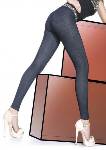 Фото Леггинсы джинсовые Bas Bleu Blanka