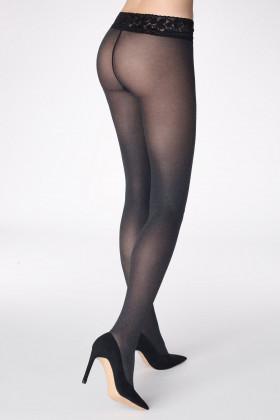 Фото Колготки с кружевным поясом Marilyn Erotic 50 den VB