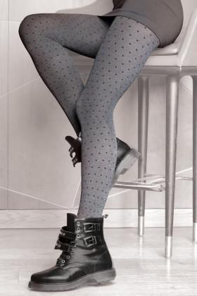 Фото Колготки фантазийные Gatta COLETTE CHIC 01