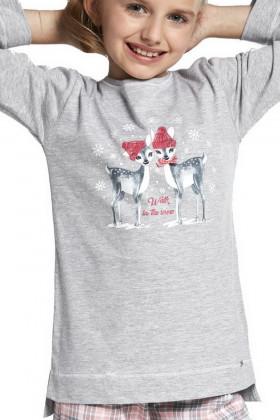 Пижама детская для девочек CORNETTE 781/93 WINTER DAY