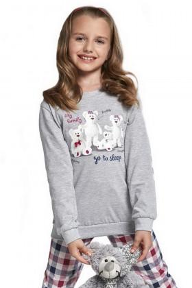 Пижама детская для девочек CORNETTE 177/102 MY FAMILY