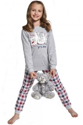 Пижама детская для девочек CORNETTE 176/102 MY FAMILY