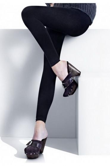 Фото Леггинсы велюровые Legs 613 LEGGINGS VELOUR 180d