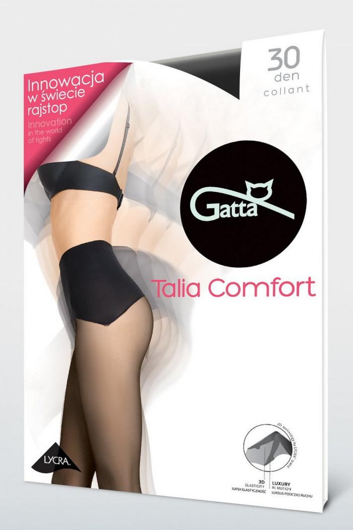 Колготки безшовні Gatta Talia Comfort 30