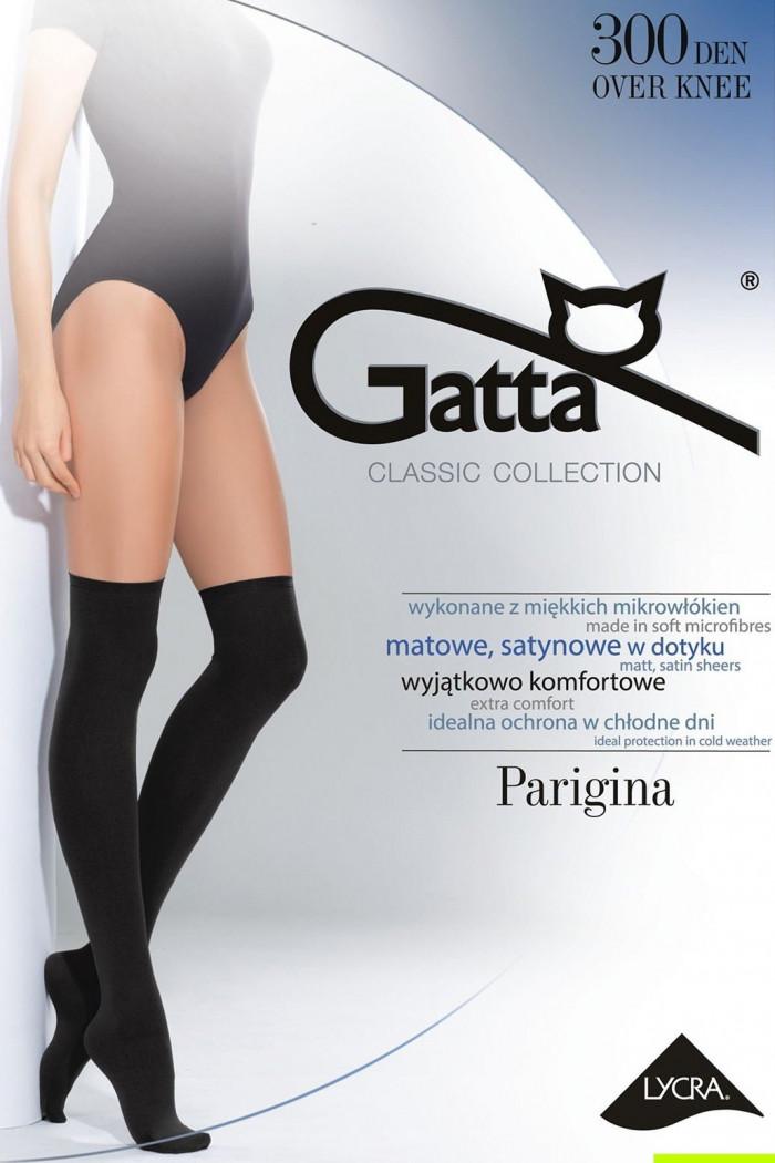 Заколенкі щільні Gatta Parigina 300
