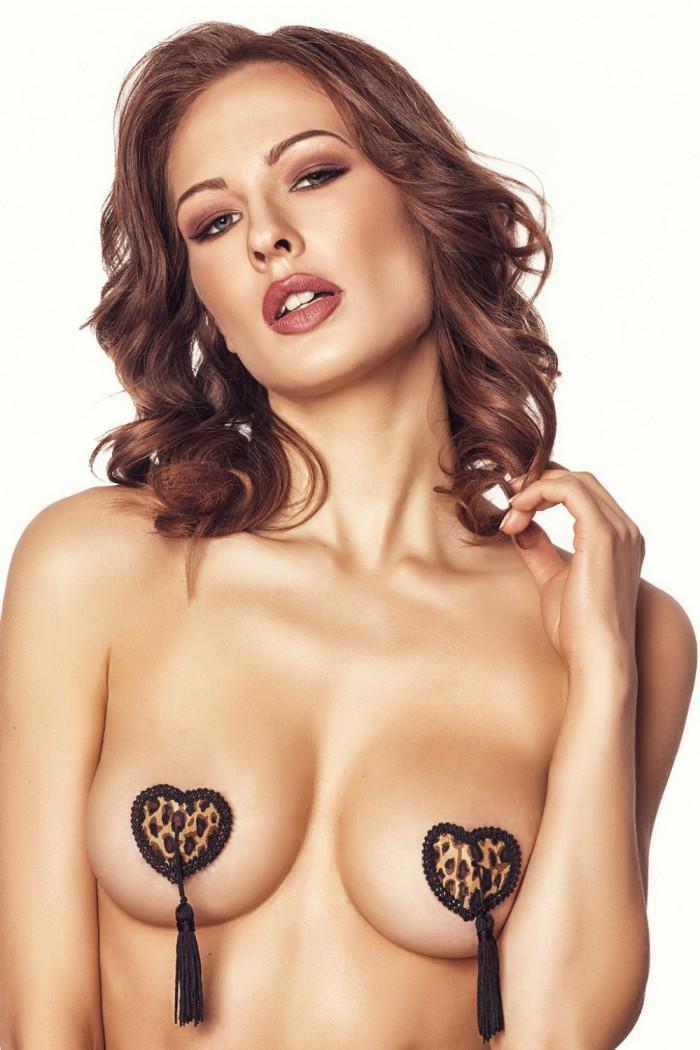 Фото Накладки на грудь сердечки Anais Ivy