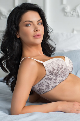 Фото Бюстгальтер Push Up KLEO 2238 B LACE ILLUSION 2