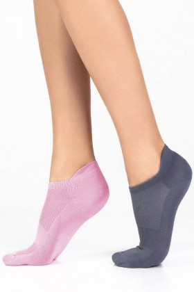 Фото Набор носков Legs 15 SOCKS LOW TACTEL (2 пары)