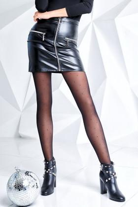 Фото Колготки в горошек GIULIA Brenda 40 model 1