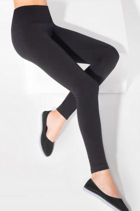 Леггинсы бесшовные утепленные Legs L1051 330d