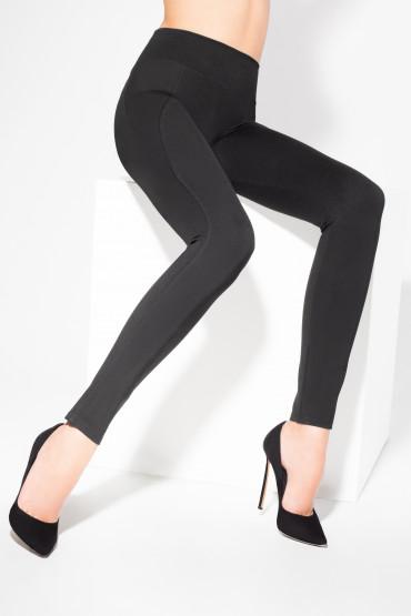 Фото Леггинсы-брюки Legs L8054 LEGGINGS RELIEF