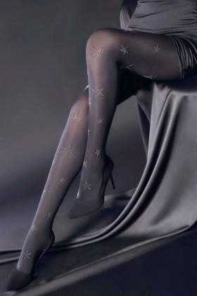 Фото Колготки в звезды с люрексом GIULIA Evelyn 60 №1