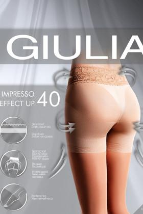 Фото Колготки корректирующие Giulia IMPRESSO EFFECT UP 40