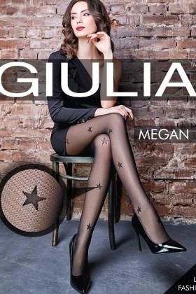 Фото Колготки со звездами GIULIA Megan 40 №2