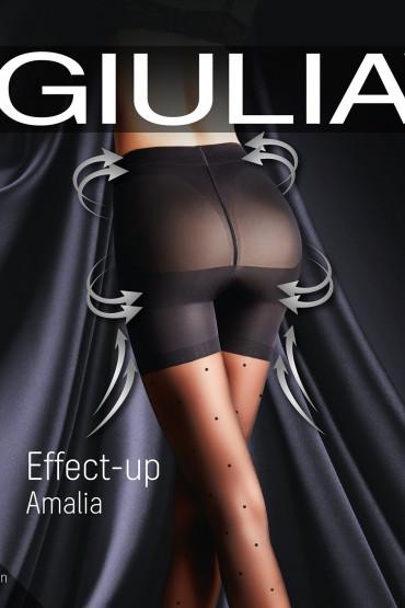 Фото Колготки утягивающие в горошек GIULIA EFFECT UP AMALIA 40d