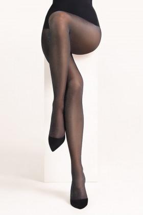 Фото Колготки с люрексом LEGS L1012 LUREX VELATO 30 DEN