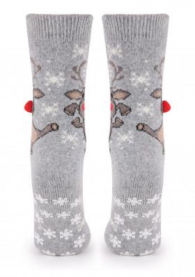 Фото Носки теплые с антискользящей стопой Marilyn R34 RIFER ABS