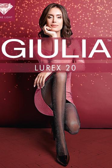 Фото Колготки с люрексом GIULIA Lurex 20 model 1
