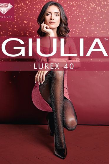 Фото Колготки с люрексом GIULIA Lurex 40 model 1