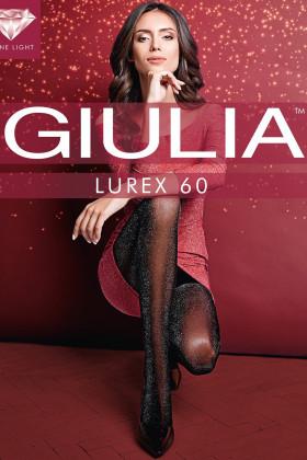 Фото Колготки с люрексом GIULIA Lurex 60
