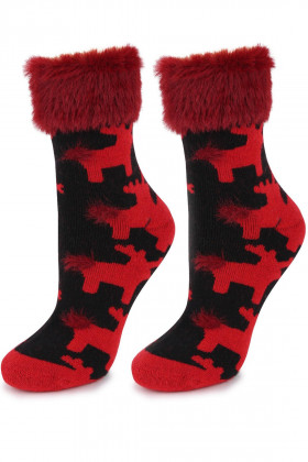Фото Теплые носки с шерстью MARILYN Terry R38
