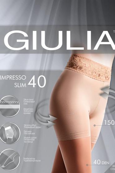 Фото Колготки корректирующие Giulia IMPRESSO SLIM 40
