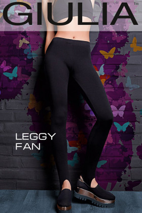Фото Леггинсы-брюки со штрипками Giulia Leggy fan 01