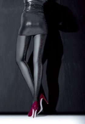 Фото Колготки с люрексом сзади Knittex Godiva 20